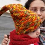 comment tricoter un bonnet peruvien #17