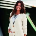 modèle gilet tricot katia #10