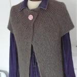 modèle gilet tricot katia #11