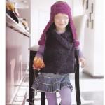 modèle gilet tricot katia #14