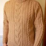 modèle gilet tricot katia #9