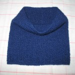 modèle tour de cou en tricot #10