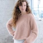 modèle tricot angora #5