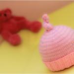 modèle tricot bébé bergère de france #13
