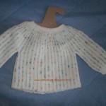 modèle tricot bébé bergère de france #15
