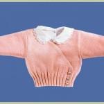 modèle tricot bébé bergère de france #18