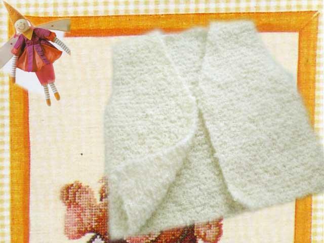 modèle tricot bébé débutant #16