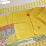 modèle tricot bébé débutant #18