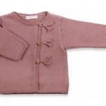 modèle tricot bébé en coton #9