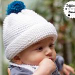 modèle tricot bonnet débutant #15