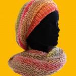 modèle tricot bonnet débutant #6