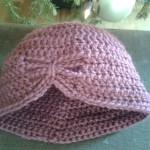 modèle tricot bonnet fille #14