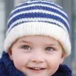 modèle tricot bonnet fille #18