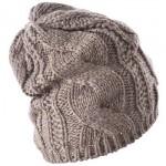 modèle tricot bonnet torsade femme #14