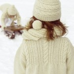 modèle tricot bonnet torsade femme #18