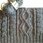 modèle tricot débardeur homme #11