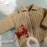modèle tricot debutant torsade #5