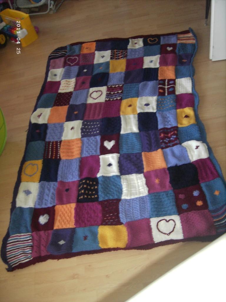 Photo tricot mod le tricot facile revue 2 - Cote 2 2 tricot ...