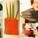 modèle tricot facile revue #6