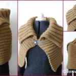 modèle tricot facile revue #8