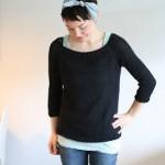 modèle tricot facile yarn #14