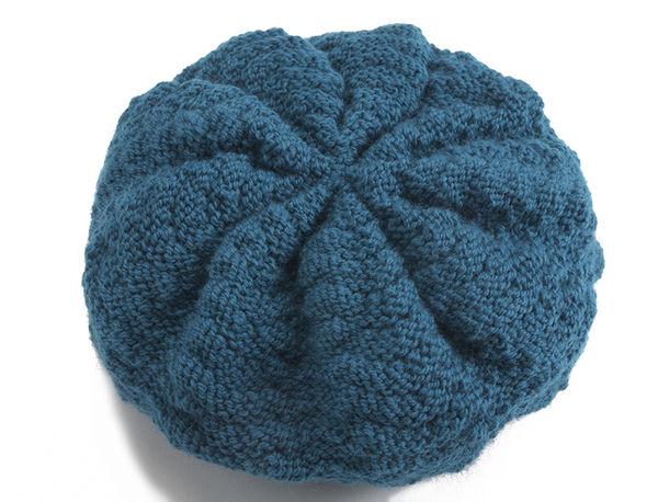 modèle tricot gratuit bonnet #14
