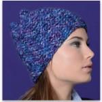 modèle tricot gratuit bonnet #15