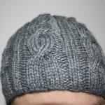 modèle tricot gratuit bonnet #3