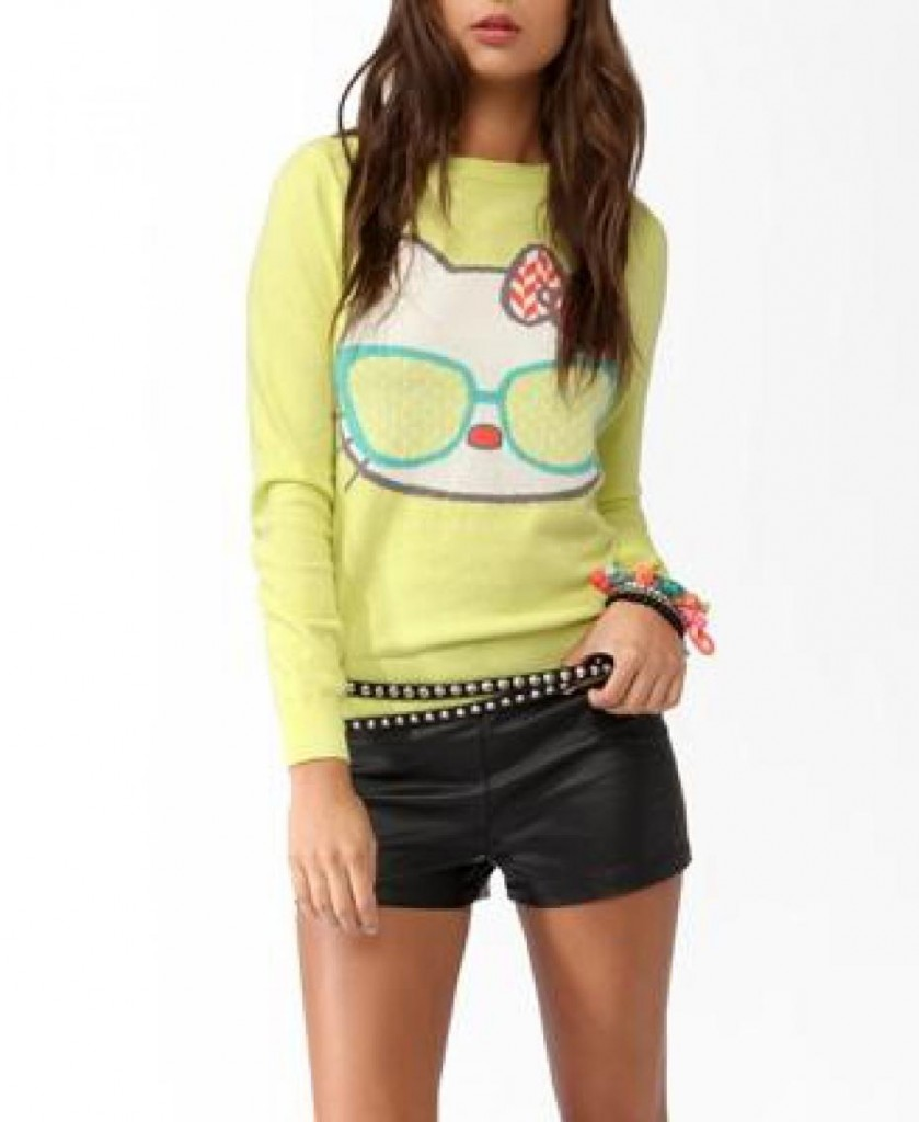 Mod le tricot echarpe hello kitty - Modele hello kitty ...