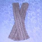 modèle tricot jambière #13