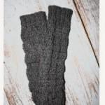 modèle tricot jambière #17