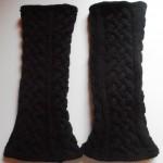 modèle tricot jambière #8