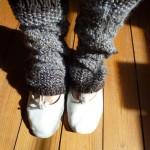 modèle tricot jambière #9