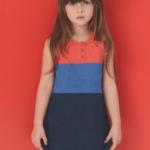 modèle tricot jersey robe bébé #16