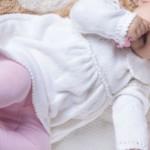 modèle tricot jersey robe bébé #5