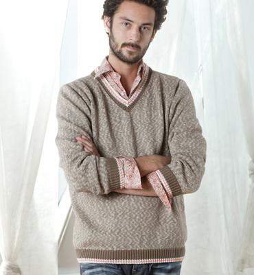 modèle tricot pull col v 2bd3aa2c583