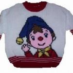 modèle tricot pull oui-oui #10