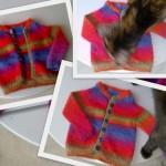 modèle tricot pull oui-oui #15