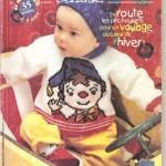 modèle tricot pull oui-oui #1