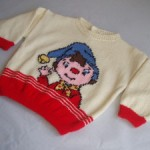 modèle tricot pull oui-oui #16