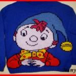modèle tricot pull oui-oui #4