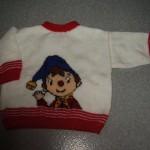 modèle tricot pull oui-oui #7
