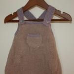 modèle tricot robe bébé #12