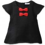 modèle tricot robe bébé #4