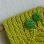 modèle tricot robe bébé #9