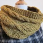 modèle tricot snood sarah #13