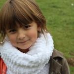 modèle tricot snood sarah #14