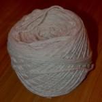 modèle tricot torsade nattée double #18