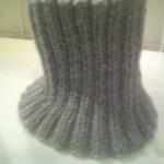 modèle tricot tour de cou bébé #13