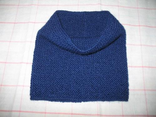 photo tricot mod le tricot tour de cou b b 3. Black Bedroom Furniture Sets. Home Design Ideas